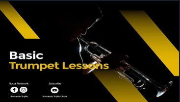 Basic Trumpet Lessons – Paquete Completo de 4 Módulos